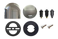 Bath Tub Drain Trim Kit